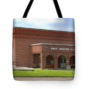 Andy Griffith Playhouse Nc Tote Bag