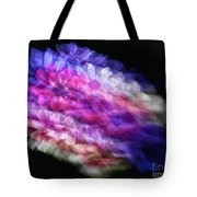 Anemone Abstract Tote Bag