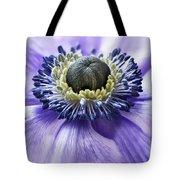 Anemone Close Up Tote Bag