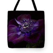 Anemone Coronaria De Caen Tote Bag