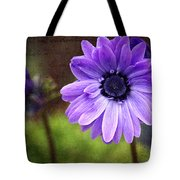Anemone Kissed Tote Bag