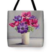 Anemones Tote Bag