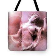 Angel Art Dreaming - Fantasy Ethereal Spiritual Angel Art Wings  Tote Bag