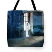 Angel At Window Tote Bag