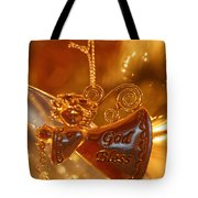 Angel Blessing Tote Bag