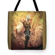 Angel Cabaret Tote Bag