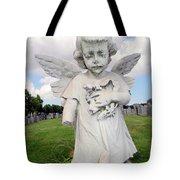 Angel Child Tote Bag