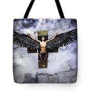 Angel Cube Tote Bag