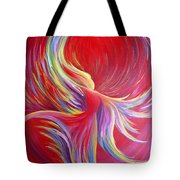 Angel Dance Tote Bag