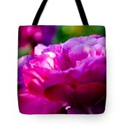 Angel Face Tote Bag