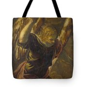 Angel From The Annunciation To The Virgin Tote Bag
