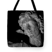 Angel In The Night Tote Bag