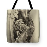 Angel In Waiting 1 Tote Bag