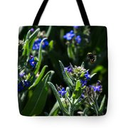 Angel Island Bee Tote Bag