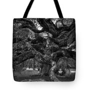 Angel Oak Tree 2 Tote Bag