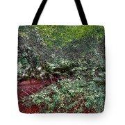 Angel Oak Tree 3 Tote Bag