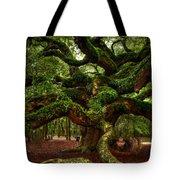 Angel Oak Tree Tote Bag