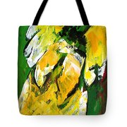 Angel Of Delight Tote Bag