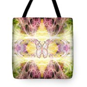 Angel Of Freedom And Release Tote Bag