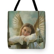 Angel Of Independence Tote Bag