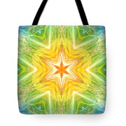 Angel Of Inspiration Tote Bag