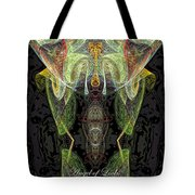 Angel Of Locks And Lost Items Tote Bag