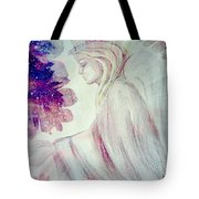 Angel Of Mercy 2 Tote Bag