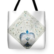 Angel Of Purity And Power Tote Bag