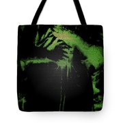 Angel Of The Forest Tote Bag