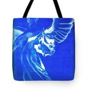 Angel Of The Horizon  Tote Bag
