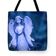 Angel Of The Rain Tote Bag