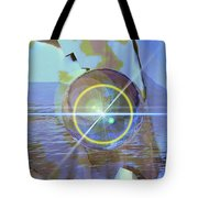 Angel Of The Water Tote Bag