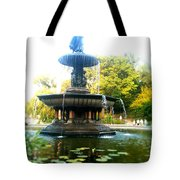 Angel Of The Waters Tote Bag