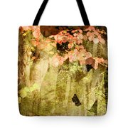 Angel Of The Woods Tote Bag