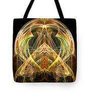 Angel Of Transformation And Change Tote Bag
