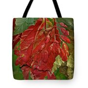Angel On The Wing Tote Bag