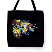 Angel Herald Tote Bag