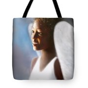 Angel Smile Tote Bag