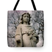 Angel Stare Tote Bag