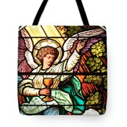 Angel With A Chalice Tote Bag