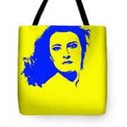 Angela Torn By Tote Bag