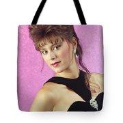 Angelablackformal Tote Bag