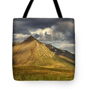 Angelcomb Mountain Lit By Late Tote Bag