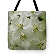 Angelic Blossom Tote Bag
