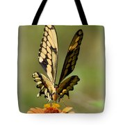Angelic Butterfly  Tote Bag