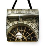 Angelic Door Topper Tote Bag