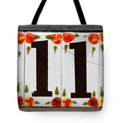 Angelic Numbers By Diana Sainz Tote Bag