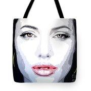Angeline Jolie Tote Bag