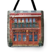 Angelo's On 57th Street Tote Bag
