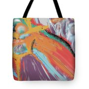 Angels And Demons Tote Bag